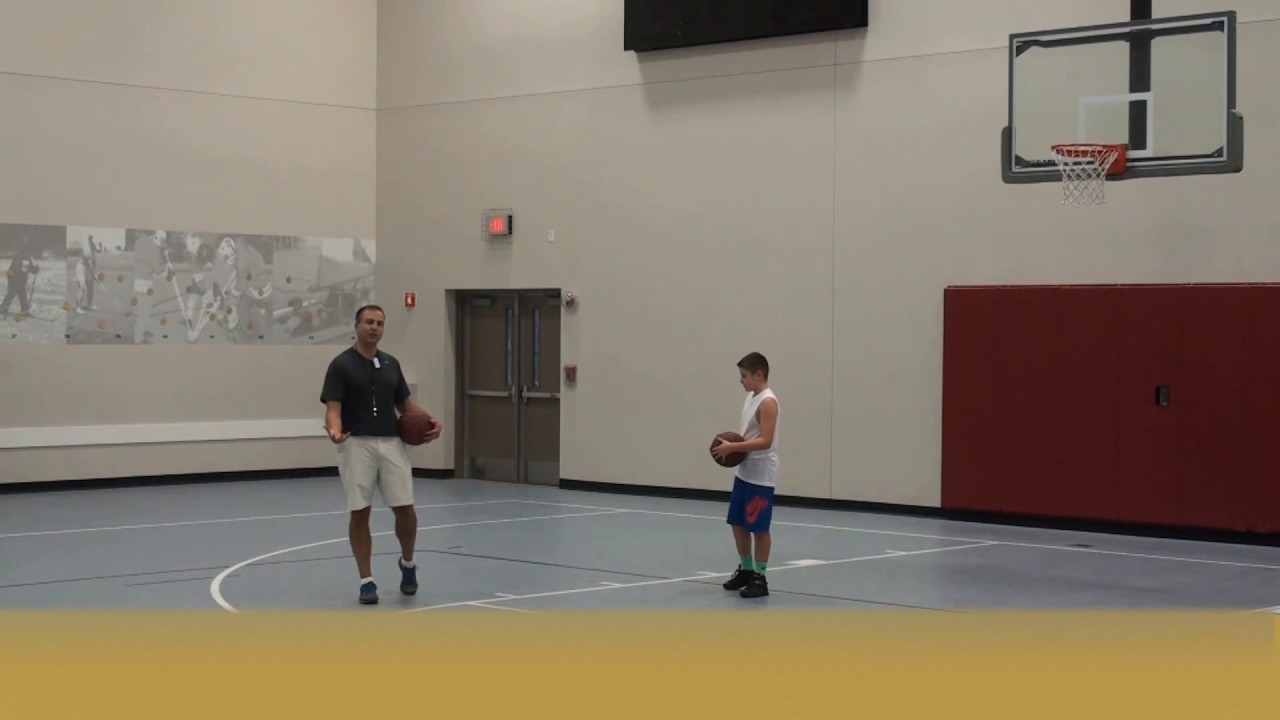 Basketball Plays For Third And Fourth Graders