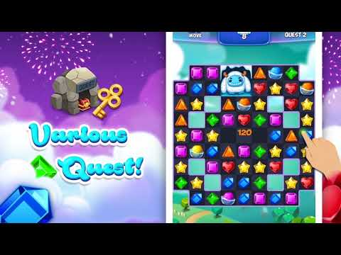 Jewel Match King: For Pc - Download For Windows 7,10 and Mac