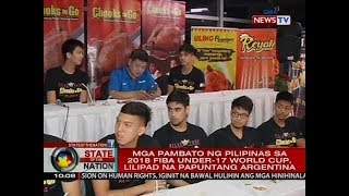 Sa kanilang murang edad, malaking responsibilidad na ang nakapataw ...