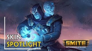 Ice Mage Agni Skin Spotlight