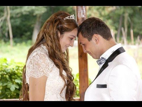 Цыганская свадьба.Слава и Роза-3 серия