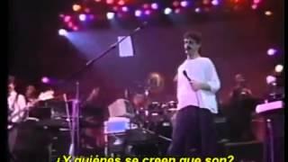 Frank Zappa - When the Lie is So Big (Subtítulado en español)