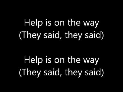 Rise Against Help is on the way Lyrics [HD]