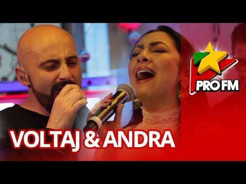 Voltaj & Andra - Nu Doar De Ziua Mea | ProFM Live Session