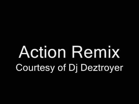 Action Terror Fabulous & Nadine Sutherland Remix