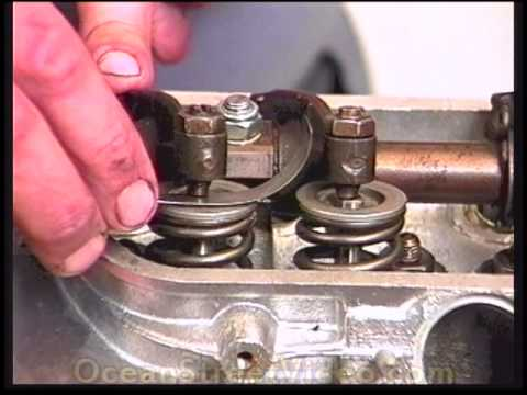 VW Engine Build: Final Assembly Part 1, distributor drive gear, Type 1