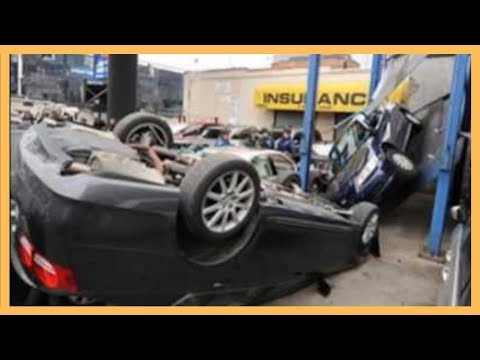 Car Lift Fails - Extrem Accident Gone Wrong!