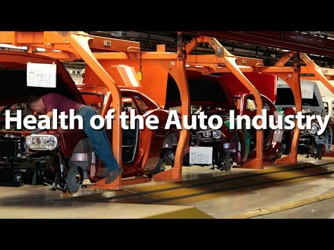 Health of the Auto Industry - Autoline This Week 2029