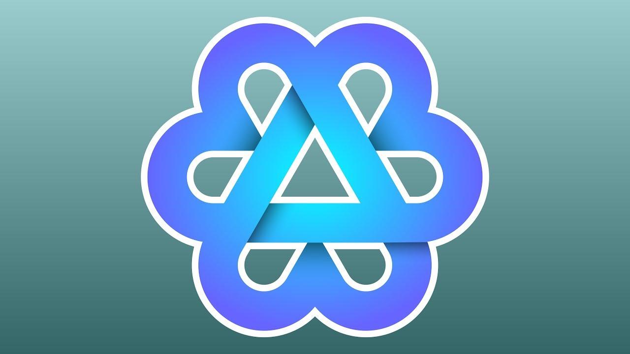 Best logo design | 3D logo design | circles | Corel DRAW tutorials | 024