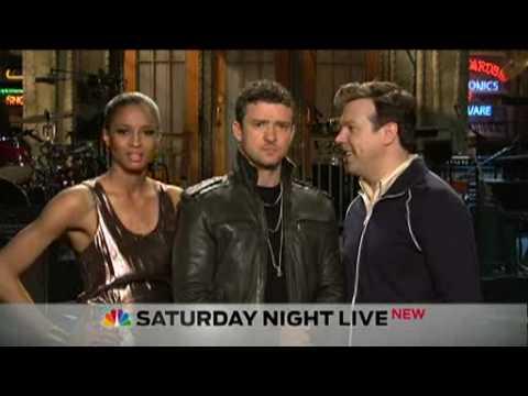Announcing SNL- Justin Timberlake and Ciara