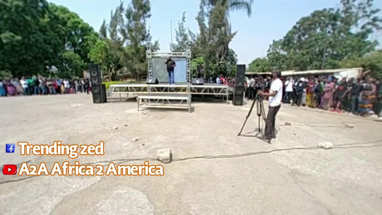 Download Daev Zambia musician funeral