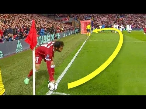 10 MAGIC events in SOCCER