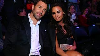 Demi Lovato & Luke Rockhold Make Things Instagram Official - Nick Jonas Crashes Date