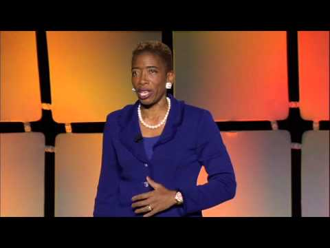 Morgan Stanley's Carla Harris Gives Career Advice to Her 25 Year Old Self