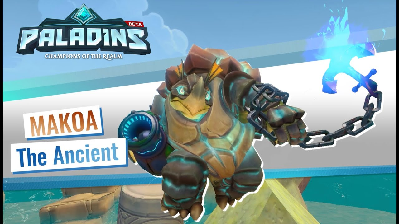 Is Makoa The Only Talking Fighting Turtle Paladinslore