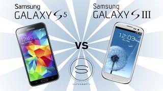Samsung Galaxy S5 vs Samsung Galaxy S3
