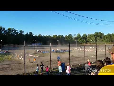 Mini Wedge Hilltop Speedway June 14th 2019