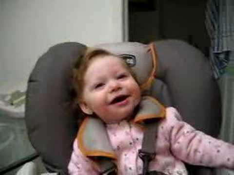 Ariella Laughing