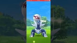 Pokémon Go - Level 5 Raid - Dialga