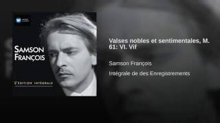 Valses Nobles Et Sentimentales : VI. Vif (Remasterisé En 2010)