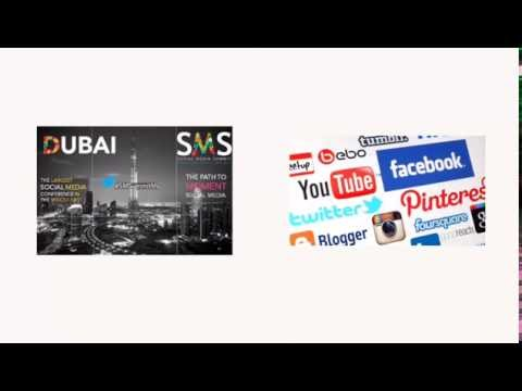 UAE Social Media Warning: Dubai Social Media Summit 2016
