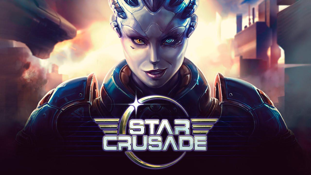 Star Crusade CCG Trailer