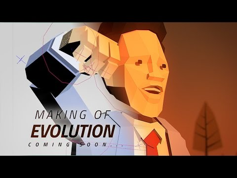 "Making Of ""Evolution"" Animated Music Video"