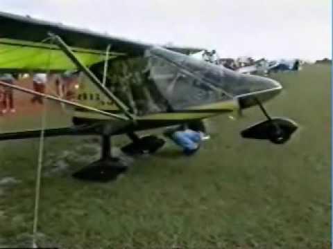 RANS S14 Airaile ultralight,experimental, amateur built