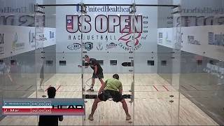 2018 US Open: Round of 16s: K. Waselenchuk vs J. Mar