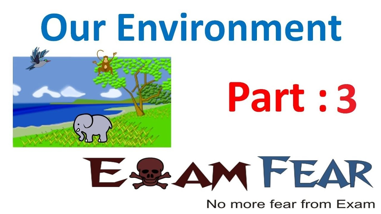 biotic components of environment
