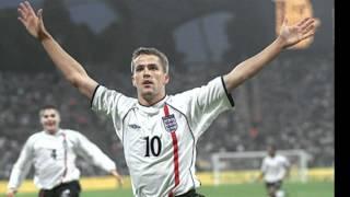 Top Ten England National Football Songs Ever
