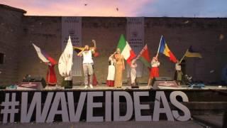 Открытие и конкурсный вечер 4 этапа Гранд Фестиваля