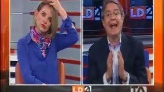 Guillermo Lasso en Los Desayunos 24   6/03/2018