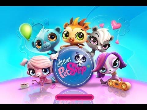 [GAMEPLAY] iPad game: Littlest Pet Shop (HUN/magyar)