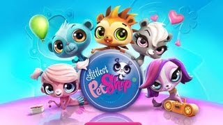 [GAMEPLAY] IPad Game: Littlest Pet Shop (HUN/magyar)