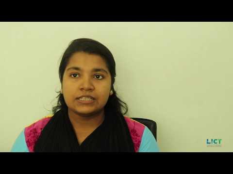 LICT Trainee Redwana Khan Speaks About Training