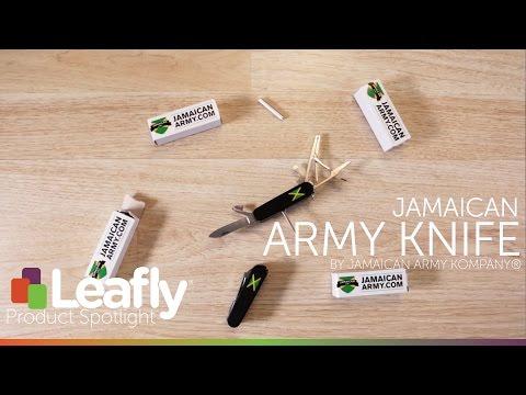 Jamaican Blade by Jamaican Army Kompany – Product Spotlight