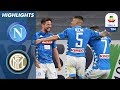 Video Gol Pertandingan Napoli vs Inter Milan