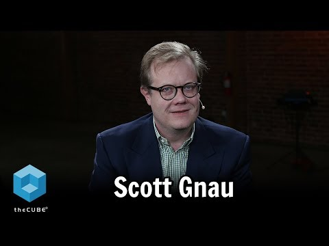 Scott Gnau, Hortonworks | Big Data SV 2018
