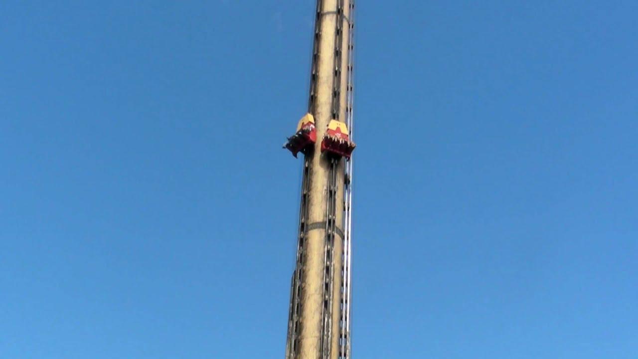 hurakan condor ride port aventura spain