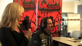 Q104 - Kim Coates Interview; Tig from Sons of Anarchy