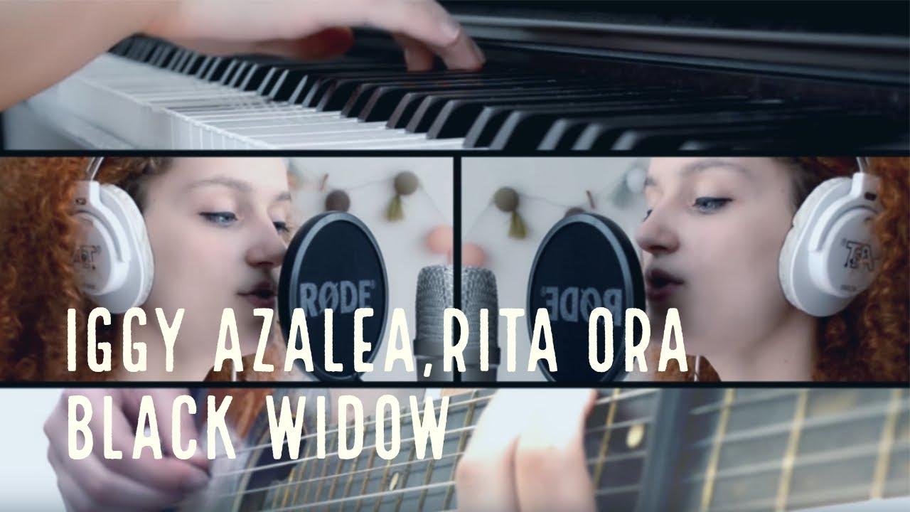 Iggy Azalea ft. Rita Ora - Black Widow (cover by Jessiah ...