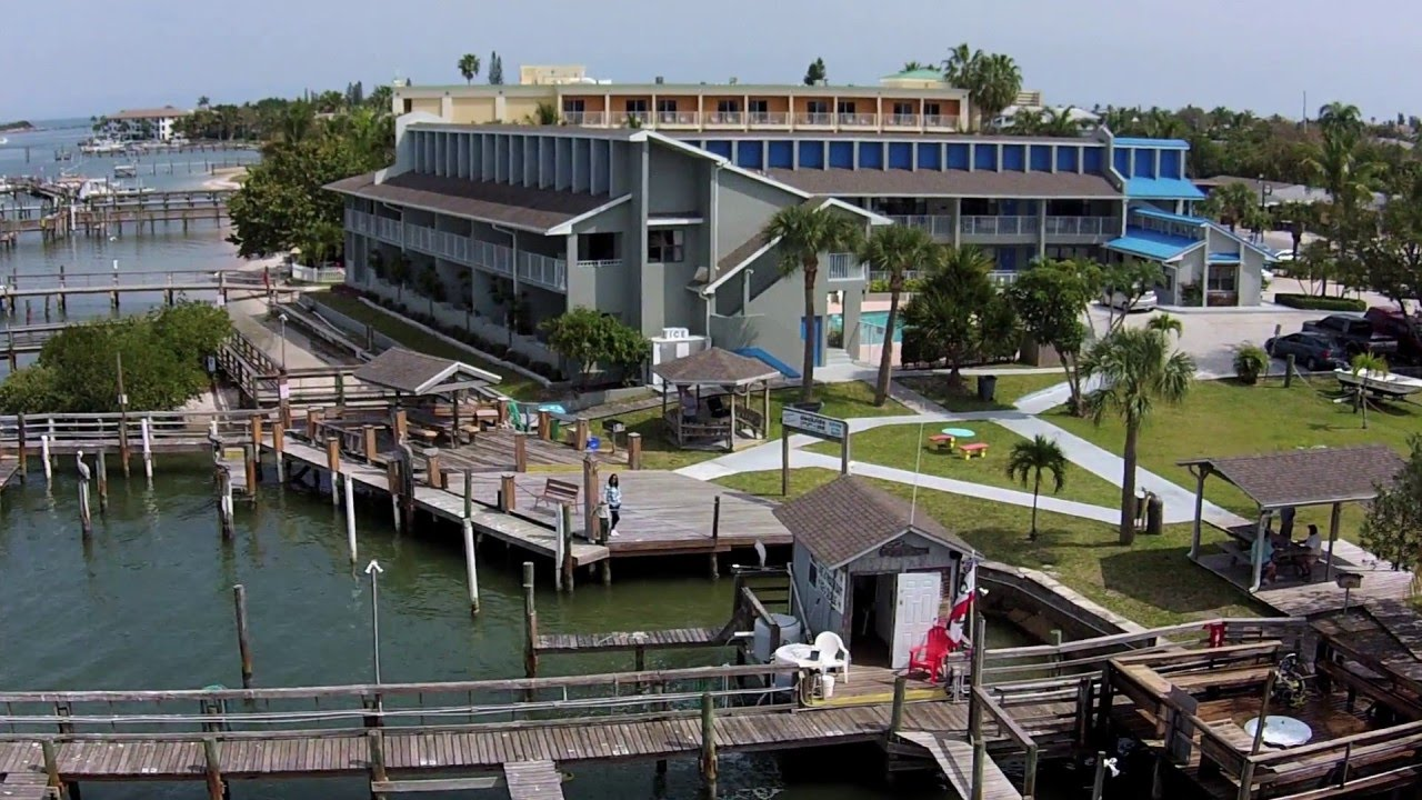 Dockside Inn A Great Fishing Hotel On Fort Pierce Inlet Florida