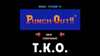 T.K.O: 8Bit NES Sample Beat [Punch Out!!] (Video Game HipHop/Rap Instrumental) (Nintendo Music OST)