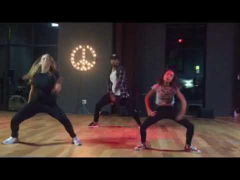 Dabria Aguilar  Choreography by Marcus Payne