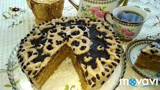 Шоколадно-кофейный торт. Пошаговый рецепт. Выпечка. Cake chokolade. #вкусняшки #выпечка