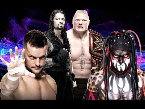 "If Finn Balor isn't ""Over"" enough, just do Roman Reigns vs. Brock Lesnar at WWE Royal Rumble 2018"