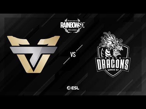 Team oNe eSports vs Black Dragons e-Sports vod