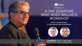 Journey into Healing with Dr. Sheila Patel