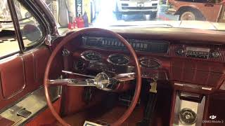 1961 White Oldsmobile Starfire Convertible Berliner Classic Motorcars